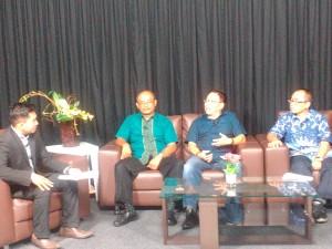 Talkshow HATN di Duta TV