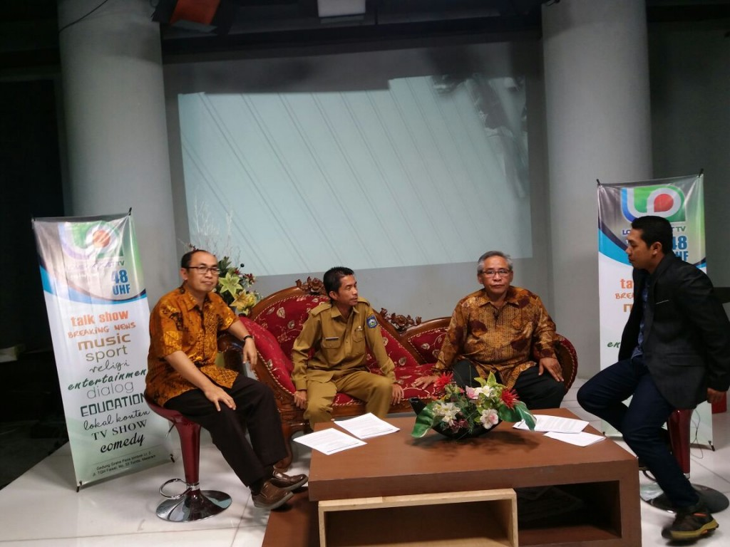 talkshow TV Lombok