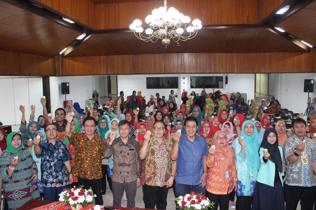 Jakarta Sukses Menggelar Acara HATN dan World Egg Day 2019