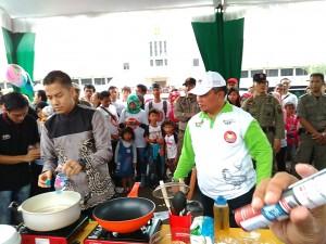 Agus Sasirangan Walikota Banjarbaru