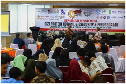 Seminar Nasional Gizi, Biosecurity, Perunggasan
